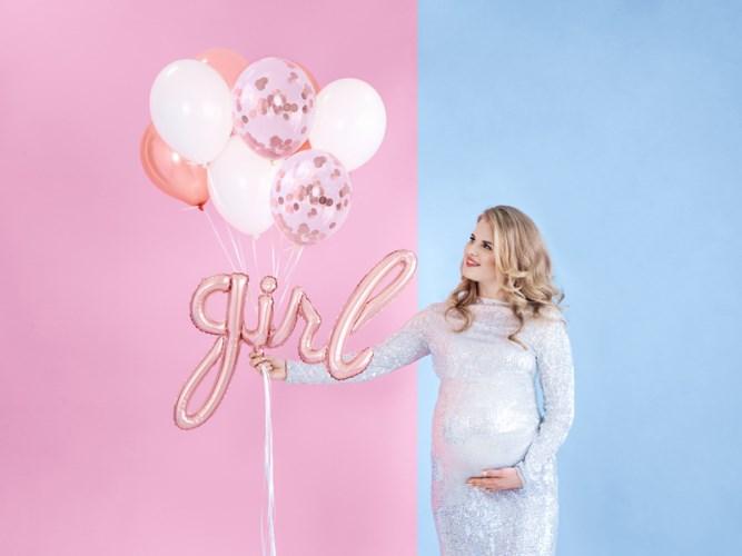 Organiser une baby shower pour une fille