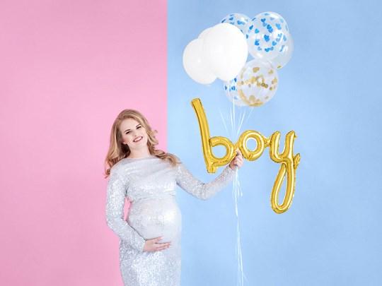 Organiser une baby shower pour un garçon