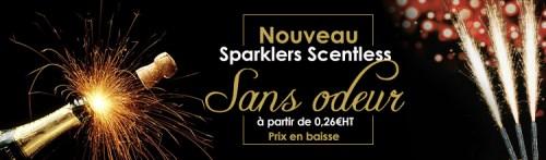 Sparklers Club, Fournisseur de Fontaines à gateau !
