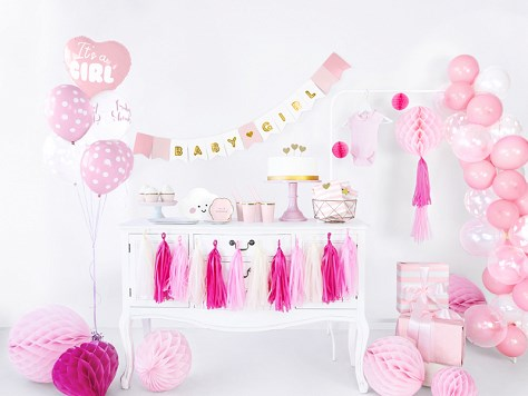 Comment organiser une baby shower party ?