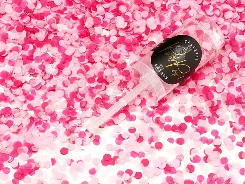 Comment lancer des confettis ?
