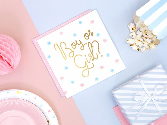 Comment organiser une gender reveal ?