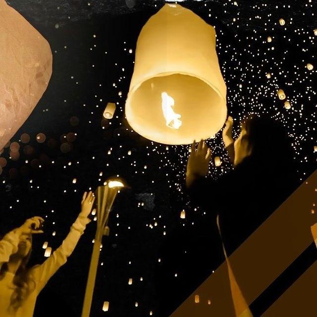 Comment marche une lanterne volante ?