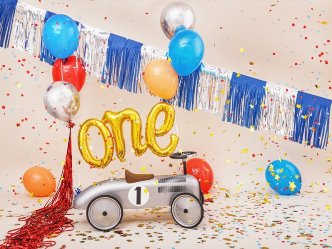 Comment organiser un anniversaire 1 an ?
