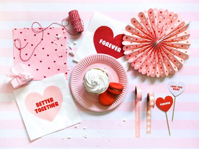 Comment fête-t-on la Saint-Valentin ?