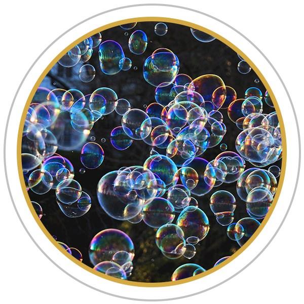 Où trouver une machine à bulles ?