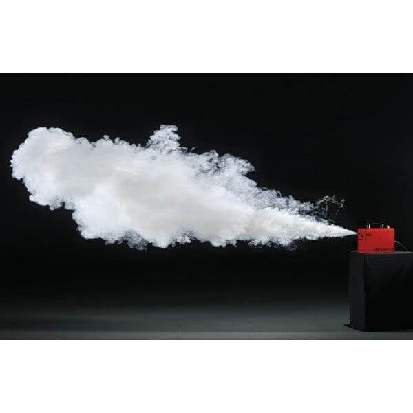 Comment marche une machine à fumée ?