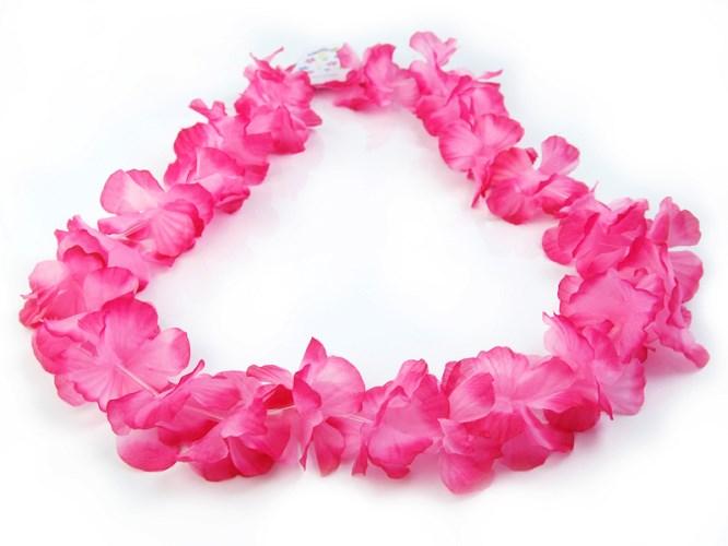 Les origines du collier hawaïen.