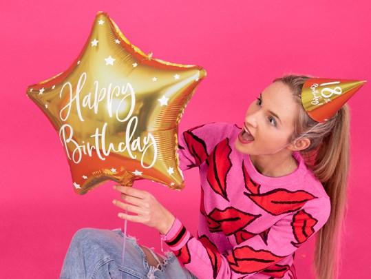 Comment gonfler un ballon d'anniversaire ?