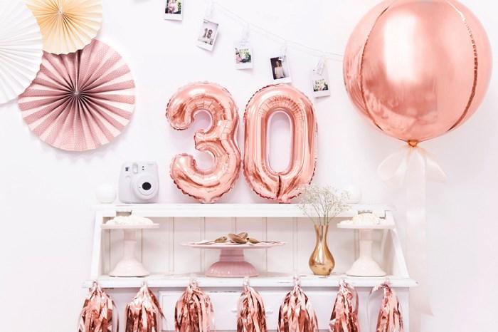 Comment fêter et organiser ses 30 ans ?