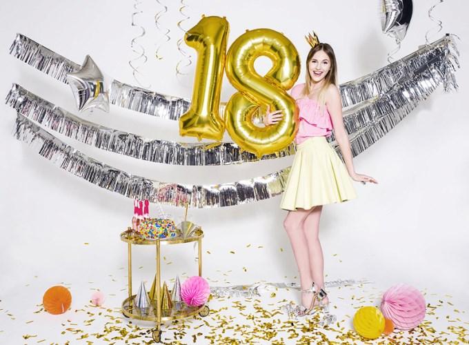 Comment fêter et organiser ses 18 ans ?