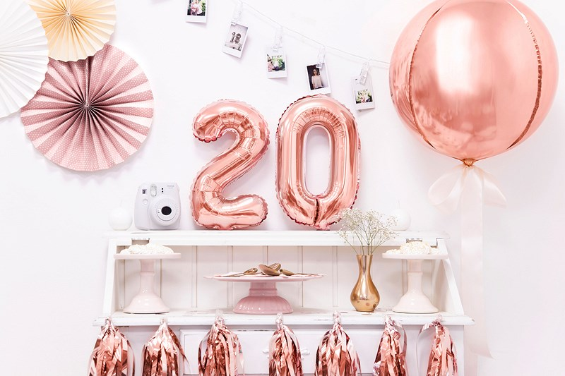 Comment fêter et organiser ses 20 ans ?