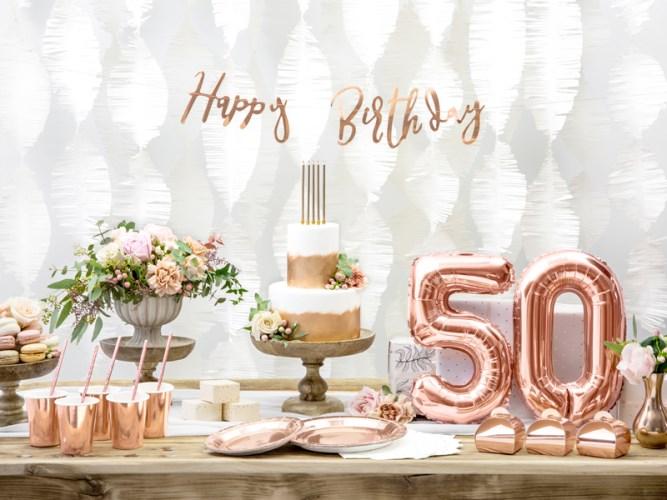 Comment fêter et organiser ses 50 ans ?
