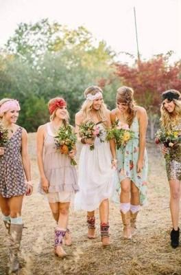 Mariage bohème : idées, conseils et inspirations