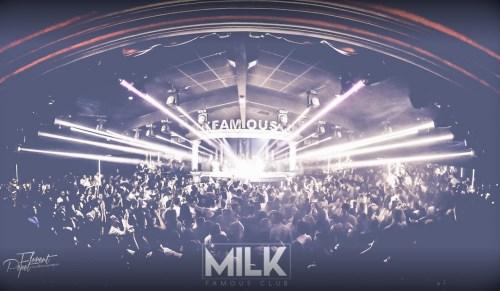 Discothèque Montpellier Le Milk