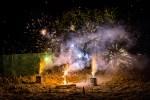 Autorisations et réglementation pour un feu d'artifice