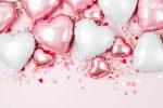 Tuto guirlande de pétales de rose et confettis