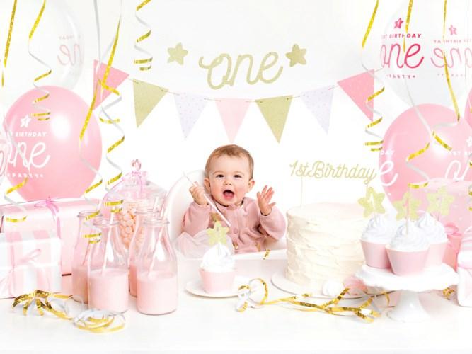 Quelle décoration pour une fête d'anniversaire de 1 an ?