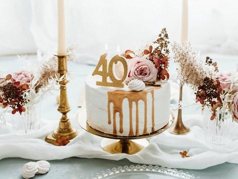 Quelle bougie originale choisir pour son gâteau d'anniversaire ?