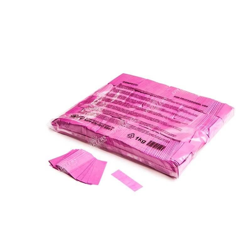 Sac 1KG confettis rose Magic FX