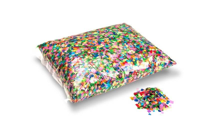 Sac 1KG confettis Partyfetti Multicoleur  Magic FX
