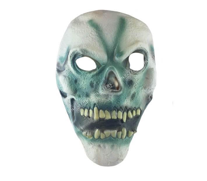 Masque de crâne Halloween