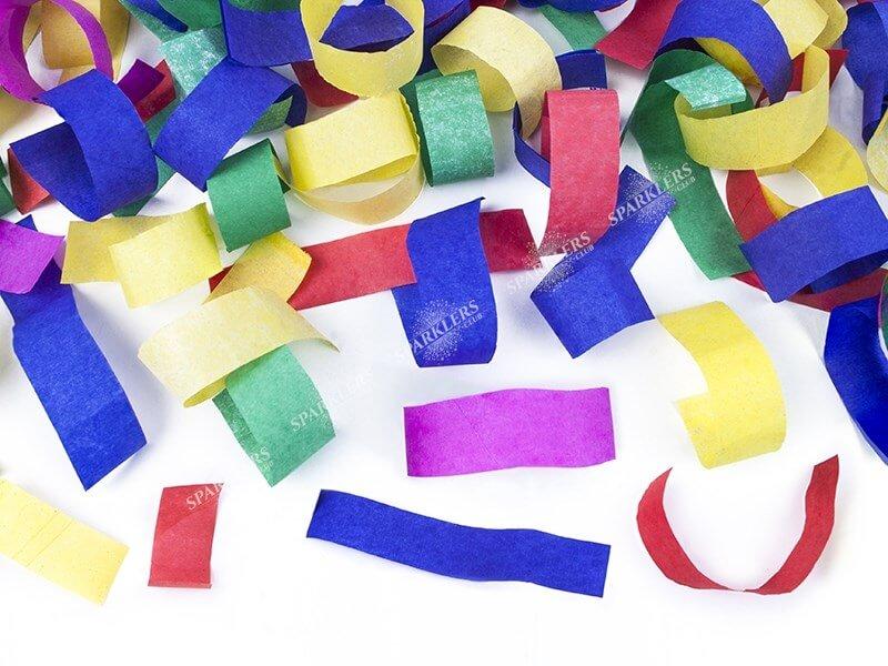 Canons à confettis 80 CM Mix