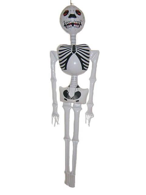 Squelette gonflable 174cm