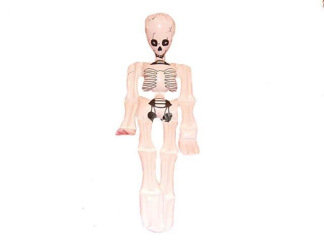 Squelette gonflable 52cm