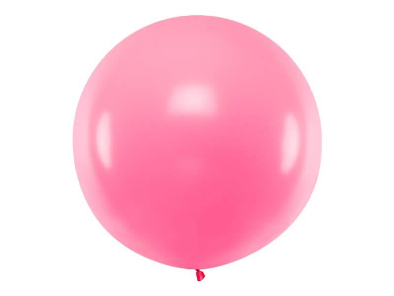 Ballon géant 100cm Rose