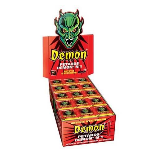 Pétard démon N°1