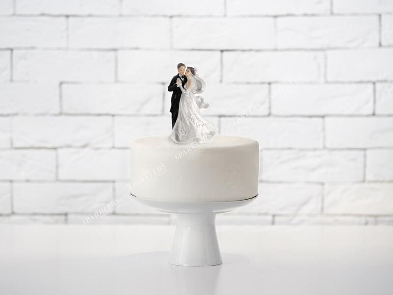 Figurine mariage Jeune couple qui danse
