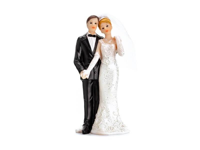 Figurine mariage Jeune couple