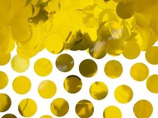 Confettis ronds en or (15gr)