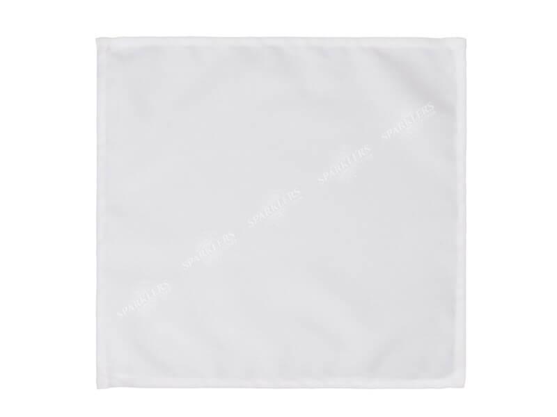 Serviettes en tissu réutilisables 35x35cm (Lot de 25)