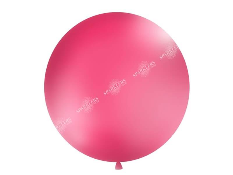 Ballon géant 100cm Rose Fuchsia