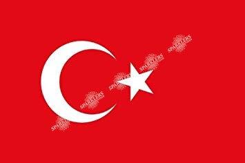 Drapeau Turquie 90x150cm