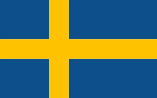 Drapeau Suède 90x150cm