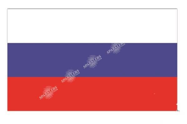 Drapeau Russie 90x150cm