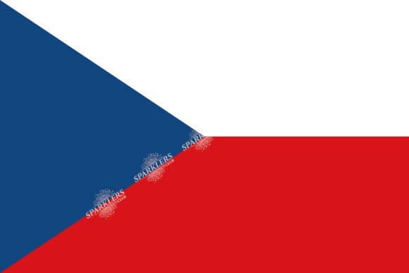 Drapeau République Tchèque 90x150cm
