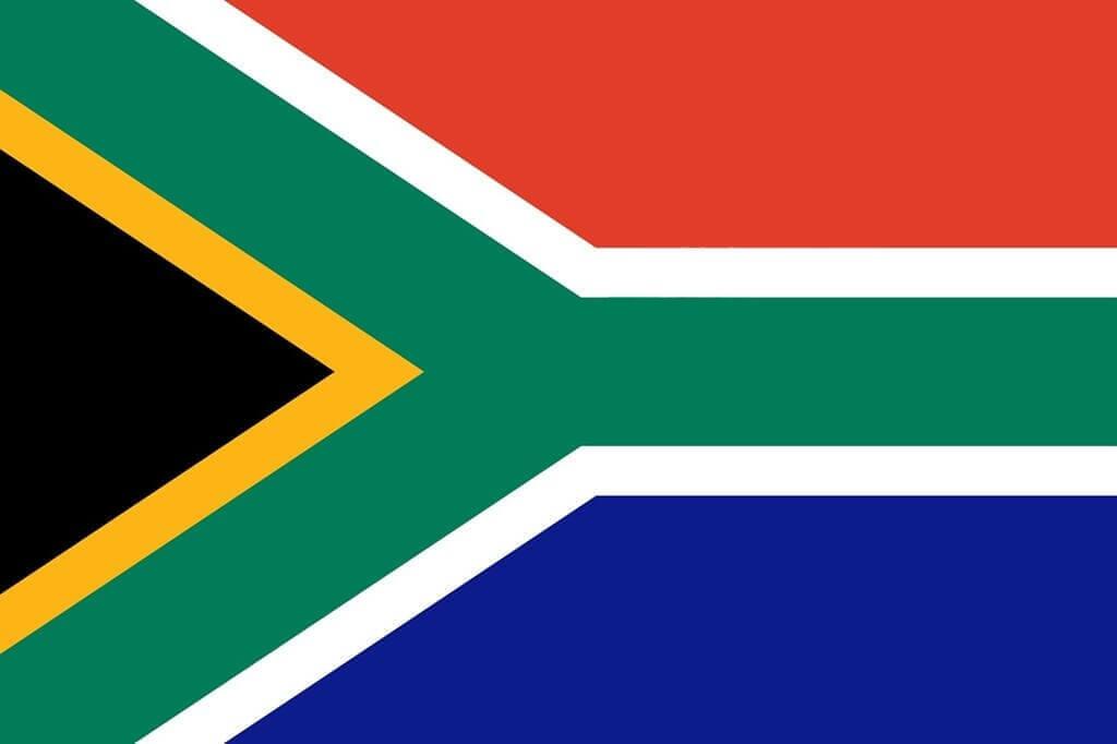 Drapeau Afrique du Sud 90x150cm