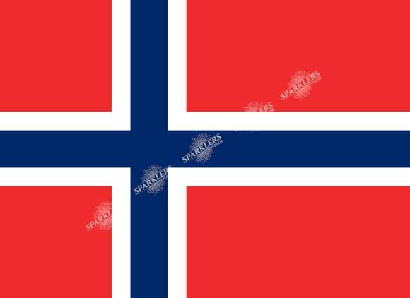 Drapeau Norvège 90x150cm