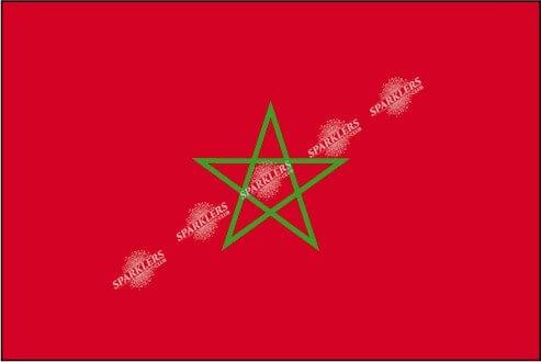 Drapeau Maroc 90x150cm