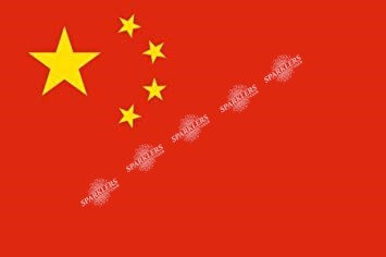 Drapeau Chine 90x150cm