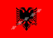 Drapeau Albanie 90x150cm