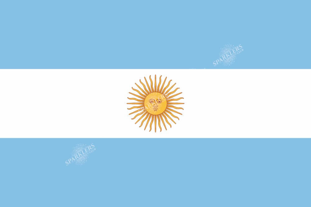 Drapeau Argentine 90x150cm
