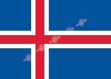 Drapeau Islande 90x150cm