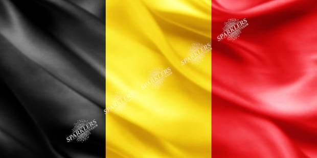 Drapeau Belgique 90x150cm