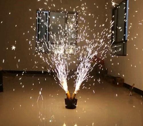 Rotation Fire pour jets de scène