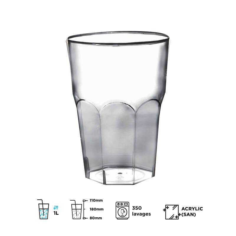 Verre Mojito XL Transparent